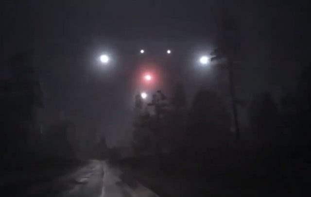 Динкельсбюль, Германия, НЛО,