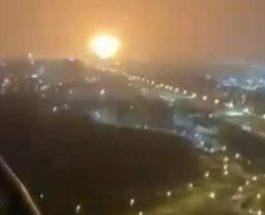 Дубай взрыв