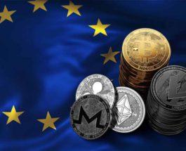 ЕС, биткоин,