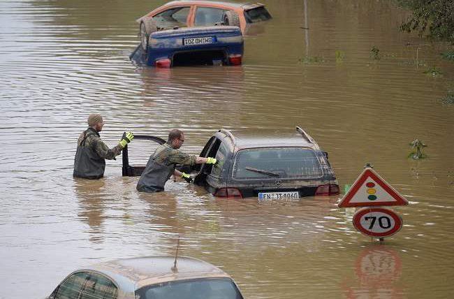 ЕС, климатические катастрофы, изменение климата,