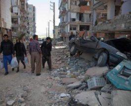 Землетрясение, Таджикистан,