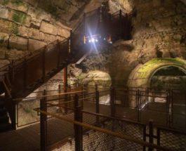 Иерусалим, подземные сооружения,