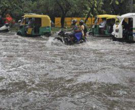 Индия, Мумбаи, наводнение,