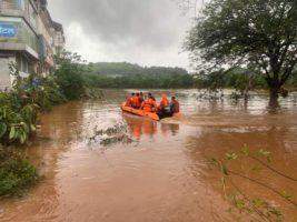 Индия, наводнение,