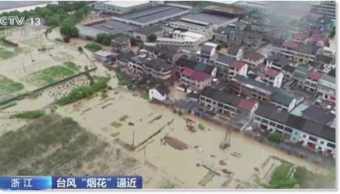 Ин-Фа, тайфун, Китай,