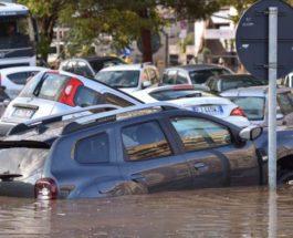 Италия, Палермо, наводнения,