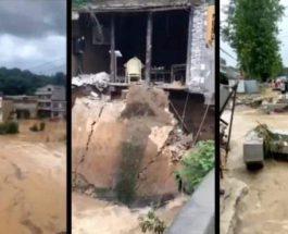 Китайская плотина, Три Ущелья, наводнения, дожди, Китай,