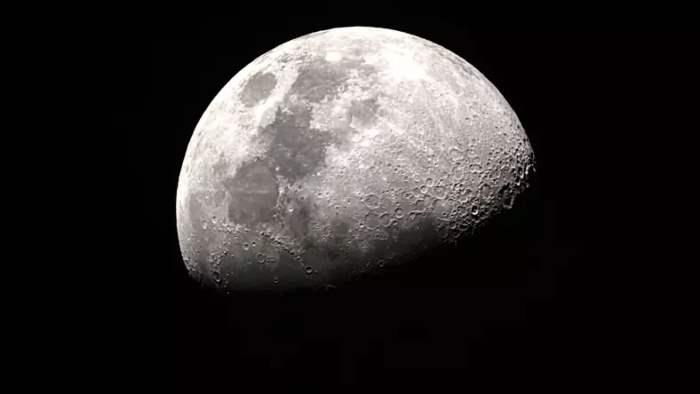 Китай, Луна,