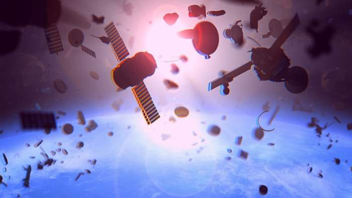 Китай, новый телескоп, космический мусор,
