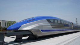 Китай, скоростной поезд, Maglev,