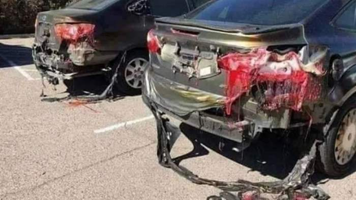Кувейт, машины, жара,