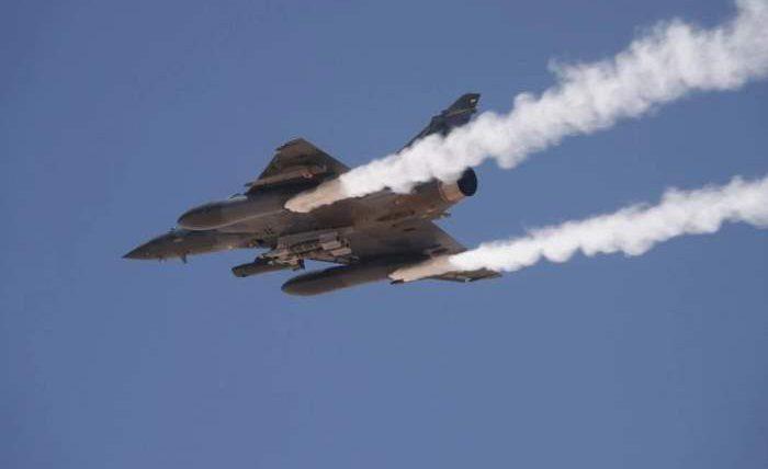Мали, Франция, истребитель, Mirage 2000,