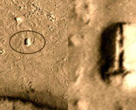 Марс, аномалии на Марсе,