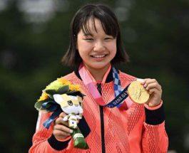 Момидзи Нишия, скейтбординг, Олимпийские игры,