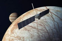 SpaceX запустит миссию НАСА Europa Clipper к луне Юпитера