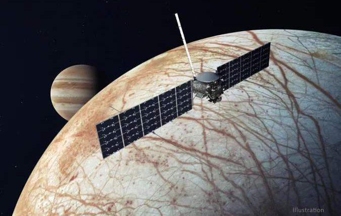 НАСА, Europa Clipper, луна Юпитера,