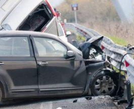 Румыния, авария, шоссе,