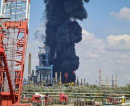 Румыния, завод, взрыв,
