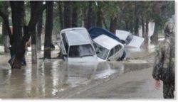 Сирены в Сочи. Город второй раз за месяц пострадал от наводнения