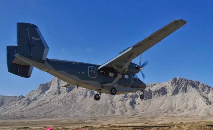 Спецназ США, Coyote, самолет, MC-145B Coyote,