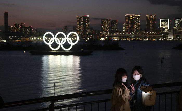 Токио, Олимпийские игры, чрезвычайное положение,