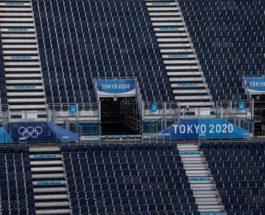 Токио, Япония, Олимпийские игры, коронавирус,