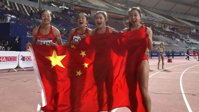 Токио-2020, Олимпийские игры, Китай,