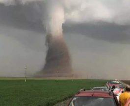 Торнадо, Канада,