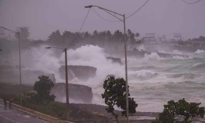 Тропический шторм, Эльза, Куба, ураган,