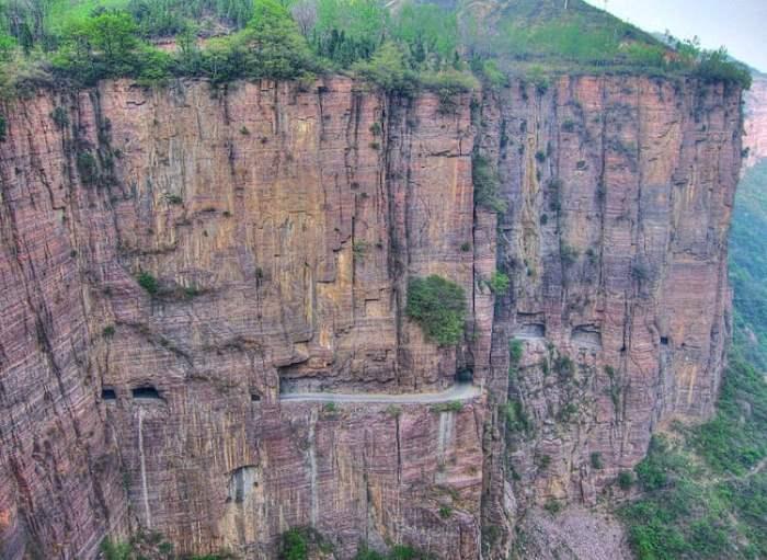 Туннель Гуолян, Гуолян, Китай, дорога,