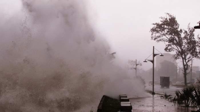 Ураган, Карибы, шторм, Эльза,