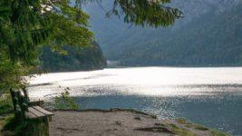Швейцария, новые озера,