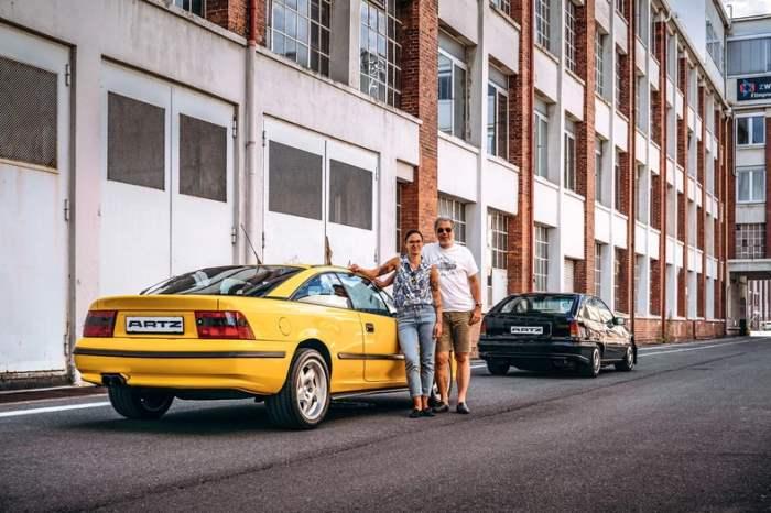 Opel Kadett, Corvette, Lotus Omega,
