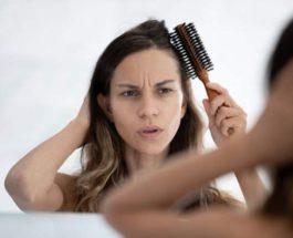 выпадение волос, COVID-19,