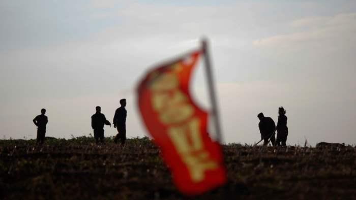 голод, КНДР, Северная Корея,