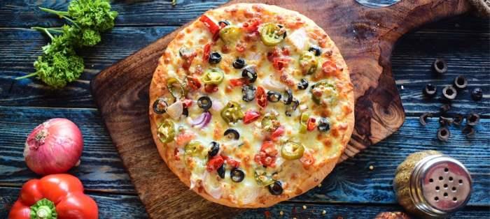 заказ, пицца, ilMolino,