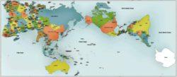 Вот самая точная карта Земли, когда-либо созданная людьми