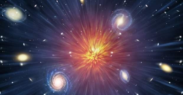 космос, Вселенная, звезды,