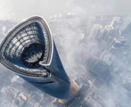 небоскреб, Китай, J Hotel, отель,
