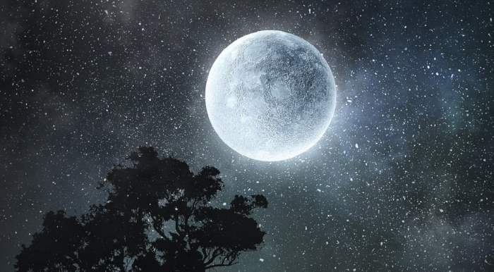 орбита Луны, Луна, наводнения,