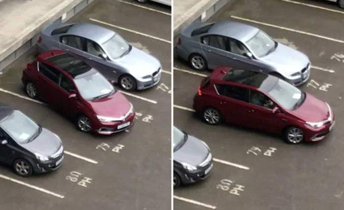 парковка, автомобили, долгая парковка, Великобритания,