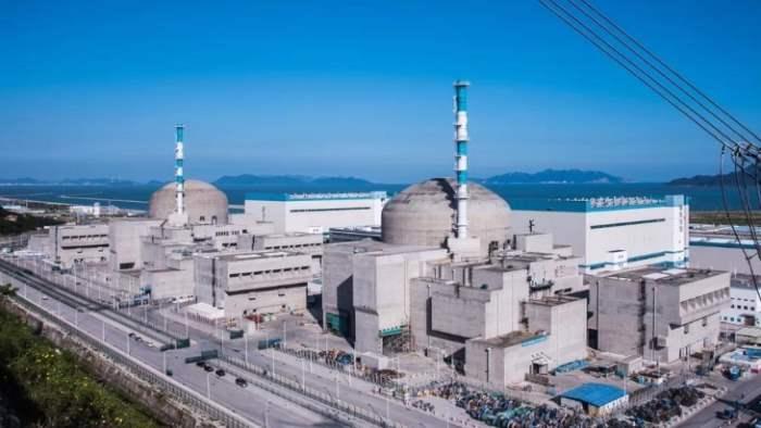 топливные стержни, АЭС, Тайшаньская АЭС, Китай,