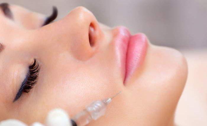 Увеличение губ, гиалуроновая кислота,
