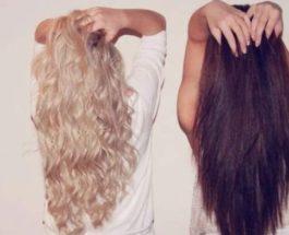 цвет волос, продолжительность жизни,