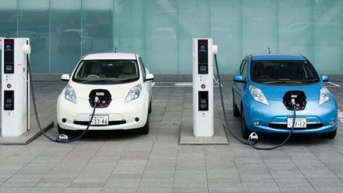 электромобиль, экология,