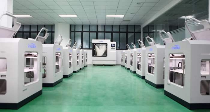 3D принтеры, промышленные 3D принтеры,