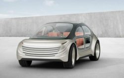 На Woodwood Speed Festival был представлен автомобиль, очищающий воздух при движении