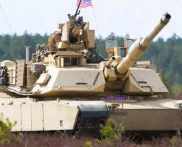 Abrams M1A2, Польша, танки,