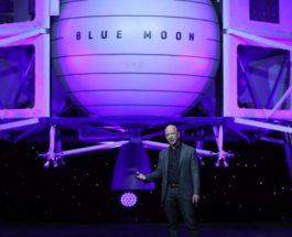 Blue Origin, космос,