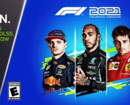 F1 2021, игра, обновление, NVIDIA DLSS,
